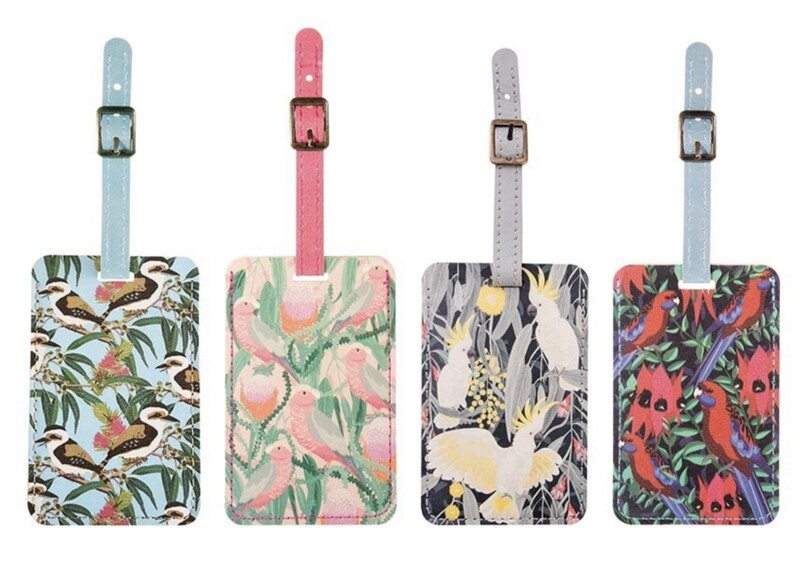 ISGIFT Luggage Tags - Australia Collection