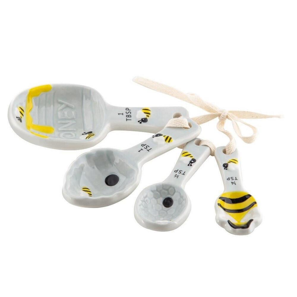 DAVIS & WADDELL-Beetanical  Essentials Measuring Spoons Set of 4