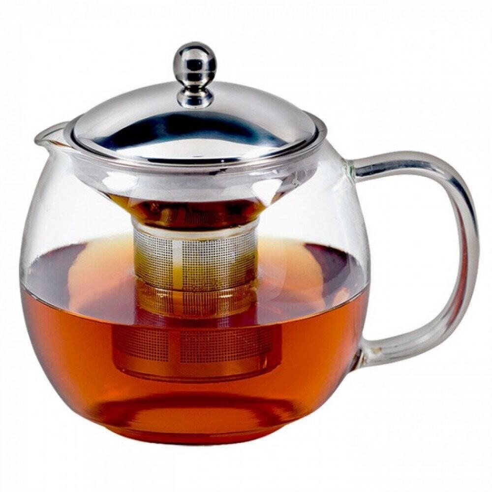 AVANTI - Ceylon Glass Teapot 1.5L
