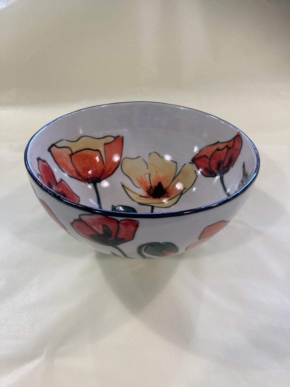 MARY LOU PITTARD - Mixing Bowl (small) 20cm(D)/10cm(H)