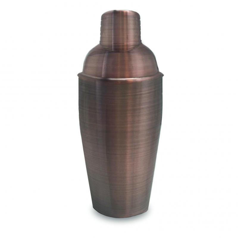 Vin Bouquet Copper Cocktail Shaker 700ml
