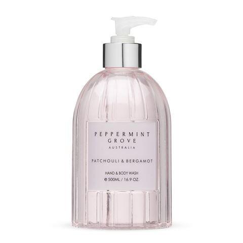 Peppermint Grove Hand & Body Wash - Patchouli & Bergamot