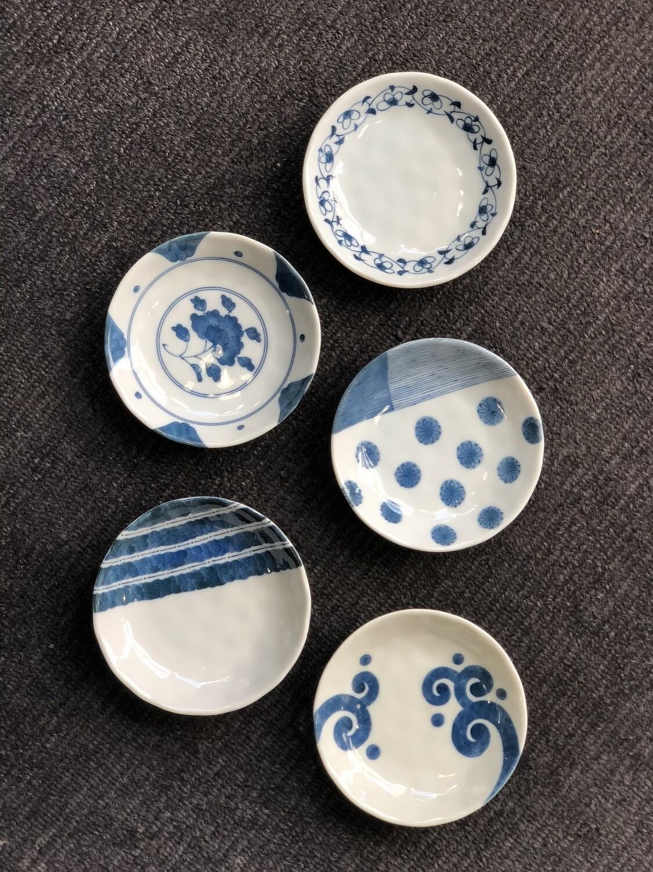 Concept Japan Aizome 5 small plate set