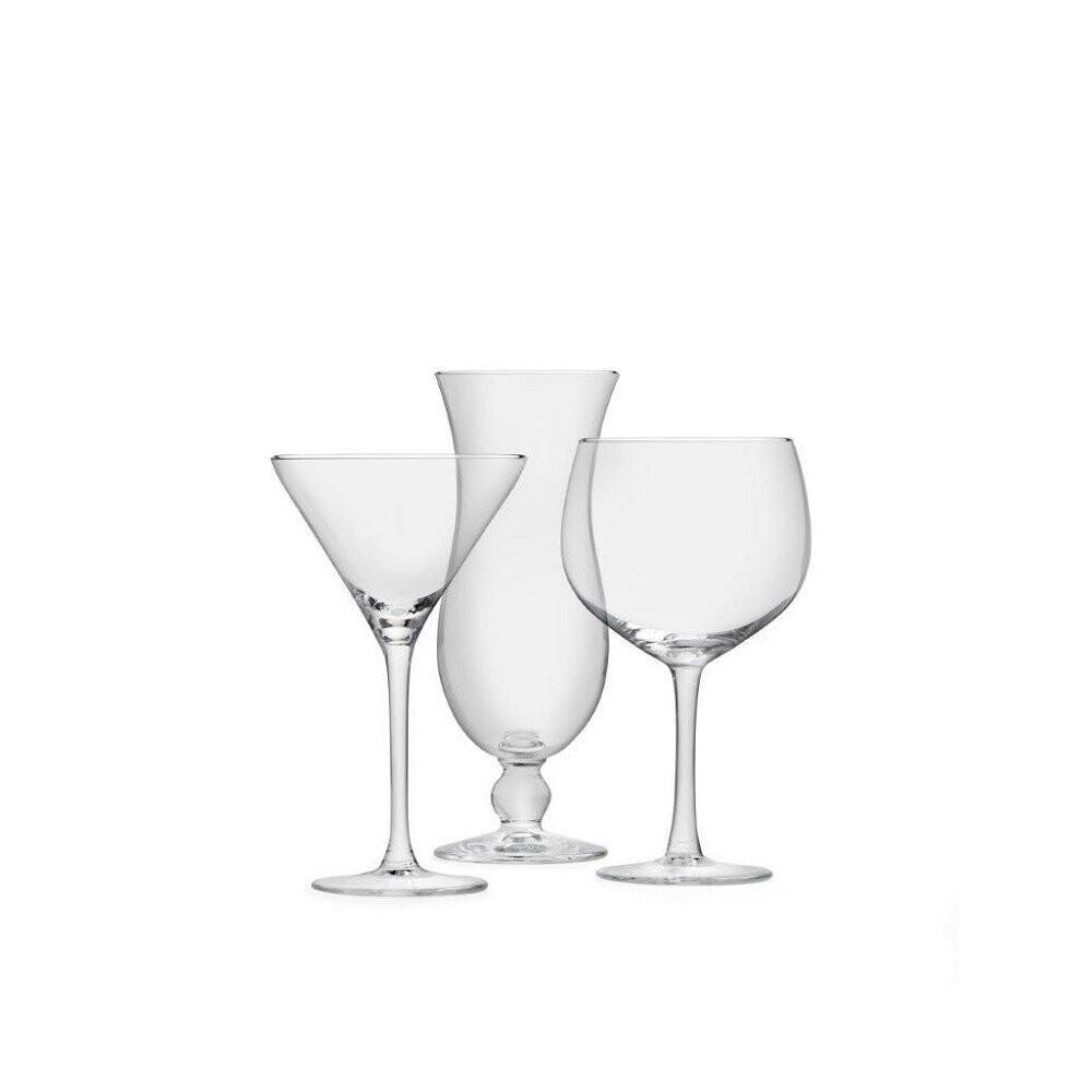 ROYAL LEERDAM Cocktail Collection 12 Piece Glass Set