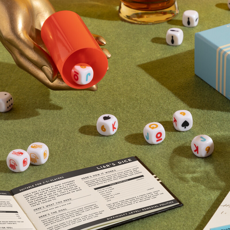 That's How We Roll Dice Game