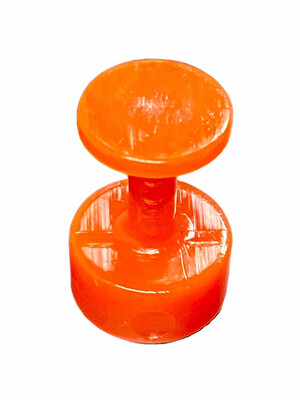 11mm Flat Hot Sauce Glue Tabs