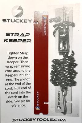 Strap Keeper