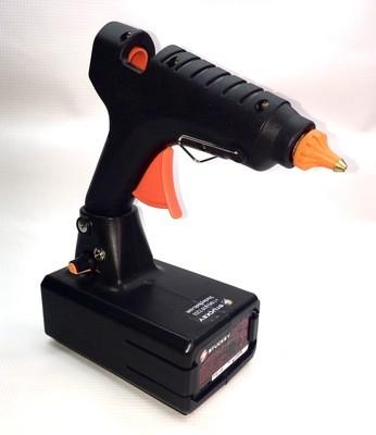 Stuckey Cordless Glue Gun w/Temp Control