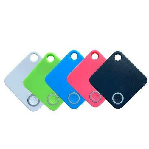 GPS Enabled Lost And Found Tracker 5-Pack - COLORS: MULTI COLORS 5pcs