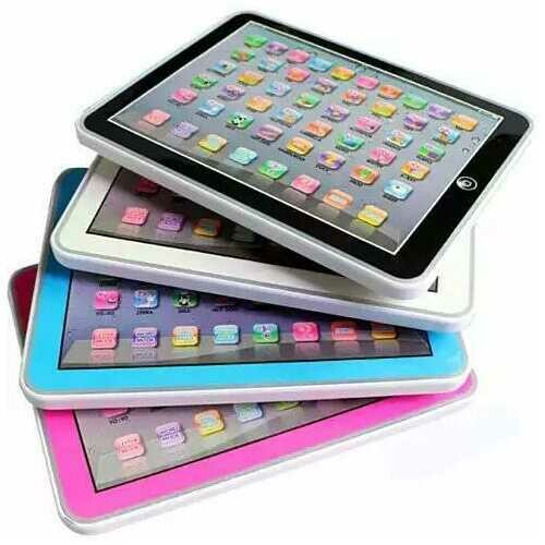 So Smart Toy Pad With 12 Fun And Educational Features - Color: Pink Toy Pad