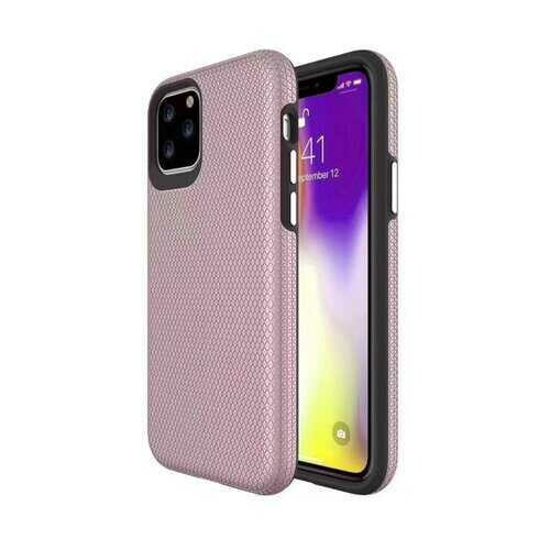 Simple And Stylish Apple iPhone 11 Case -Color: ROSE GOLD, Size: IPHONE 11 PRO