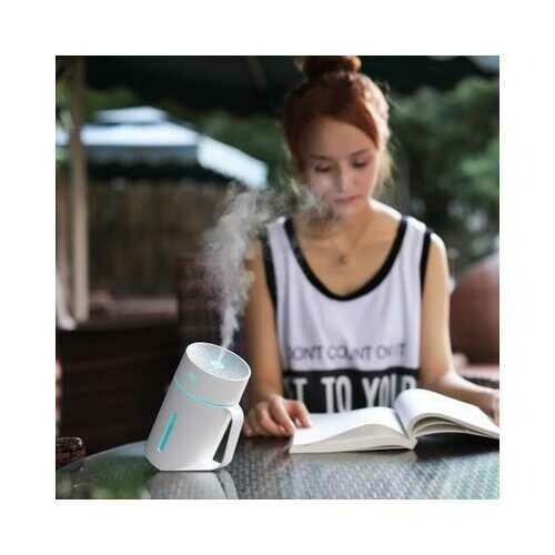Cool And Fresh On The Go Humidifier