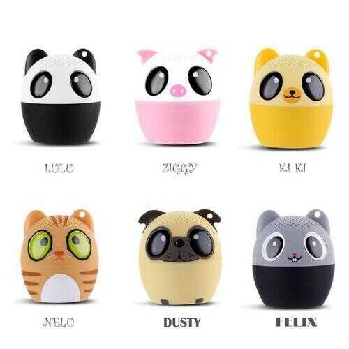 Lil Wonder Petz Bluetooth Speakers - Color: KI KI