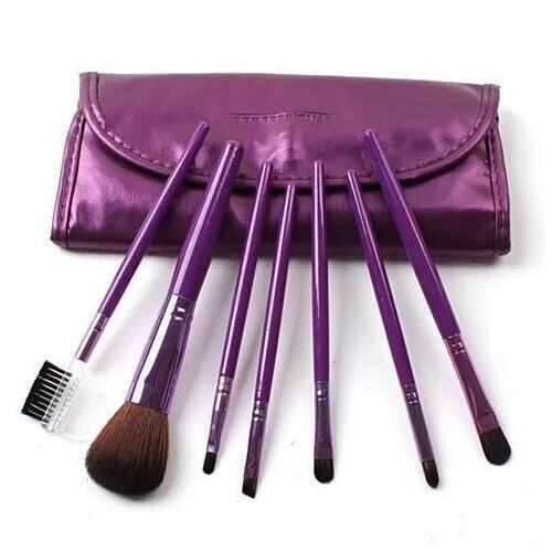 Seven Heaven Best Of Beauty Brushes - Color: Grey