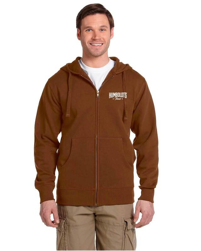 Humboldt's Finest Zip Up Hoodie