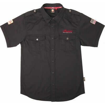 CASUAL SHIRT BLACK