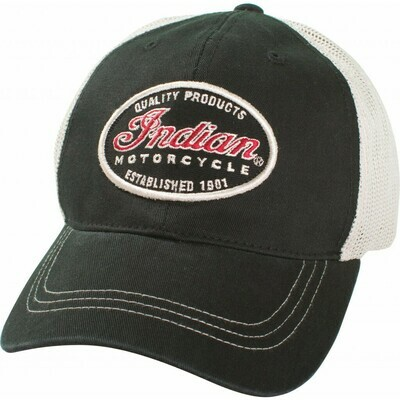 QUALITY TRUCKER HAT