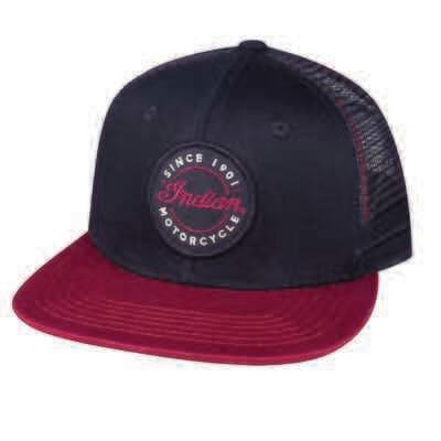 SCRPT ICON TRUCKER HAT