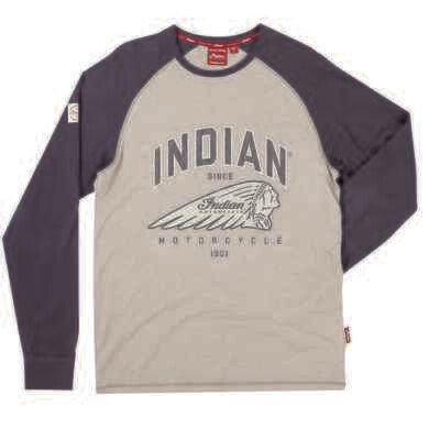 RAGLAN TEE LONG SLEEVE