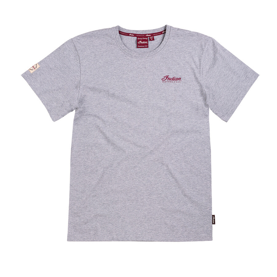 MENS ENGINE LOGO TEE