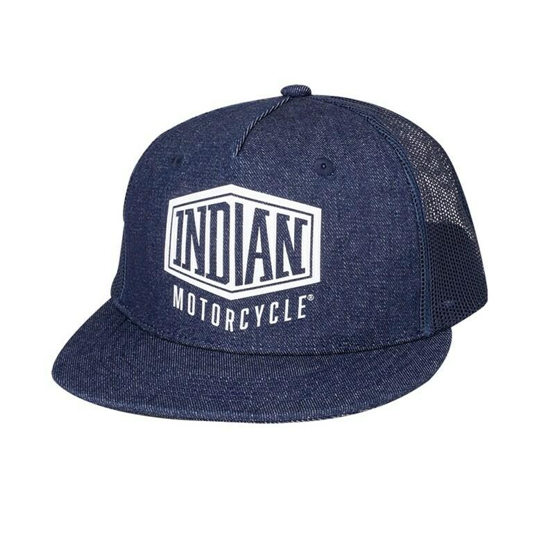 HIGH PROFILE DENIM HAT