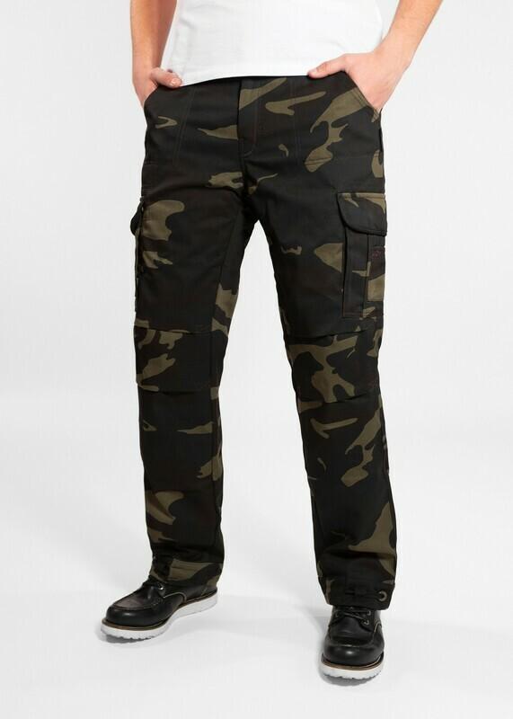 JOHN DOE Cargo Camouflage