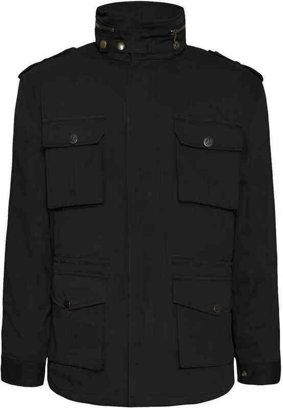 JOHN DOE Jacket Black