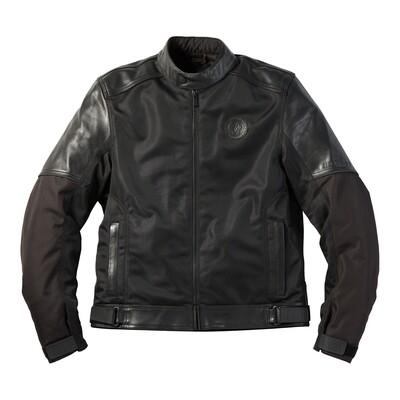 Tobin Mesh Jacket, Black