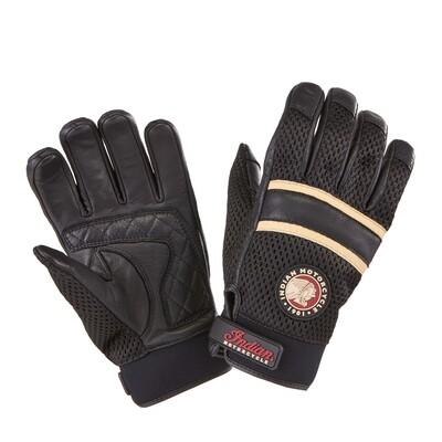 Mens Arlington Mesh Glove, Black