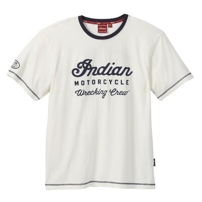 Wrecking Crew T-Shirt, White