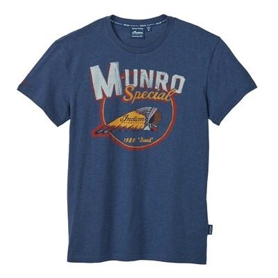 Munro Special T-Shirt, Blue