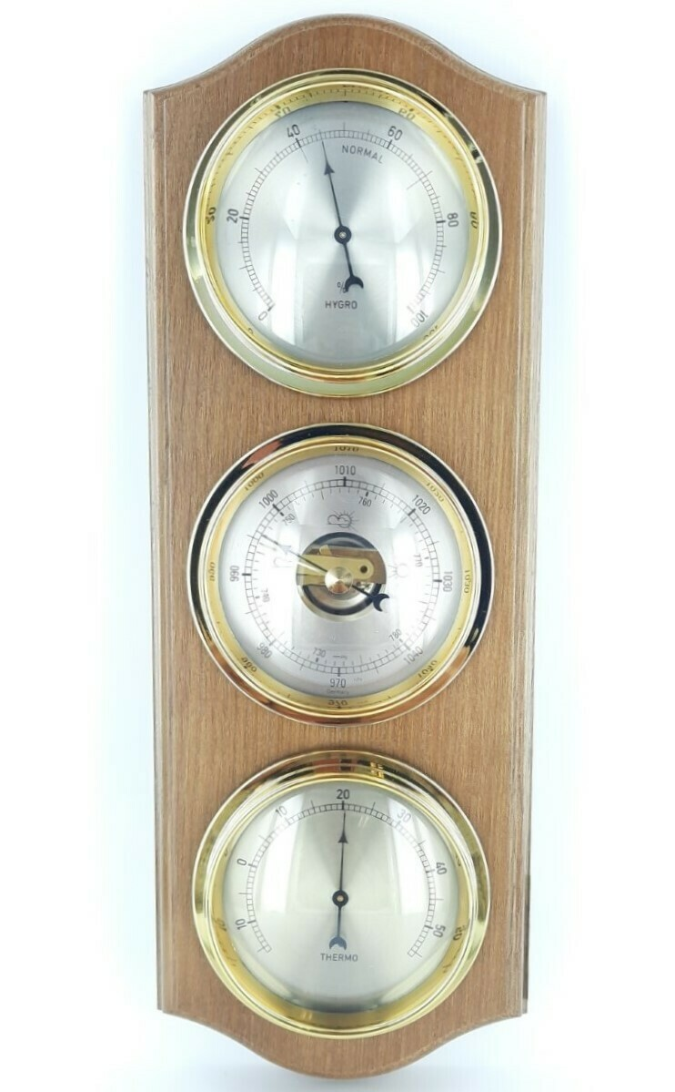 Baromètre, Thermomètre et Hygromètre 20 1076 01B