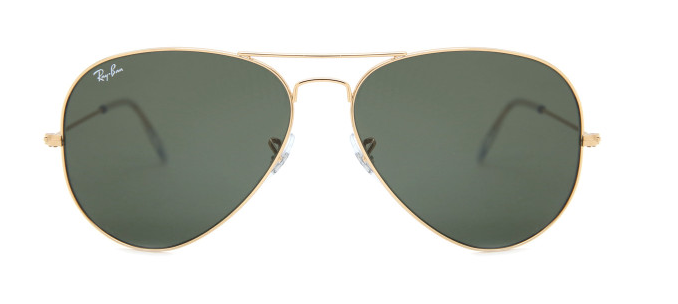 Ray-Ban Aviator Large 3025 001 62 14