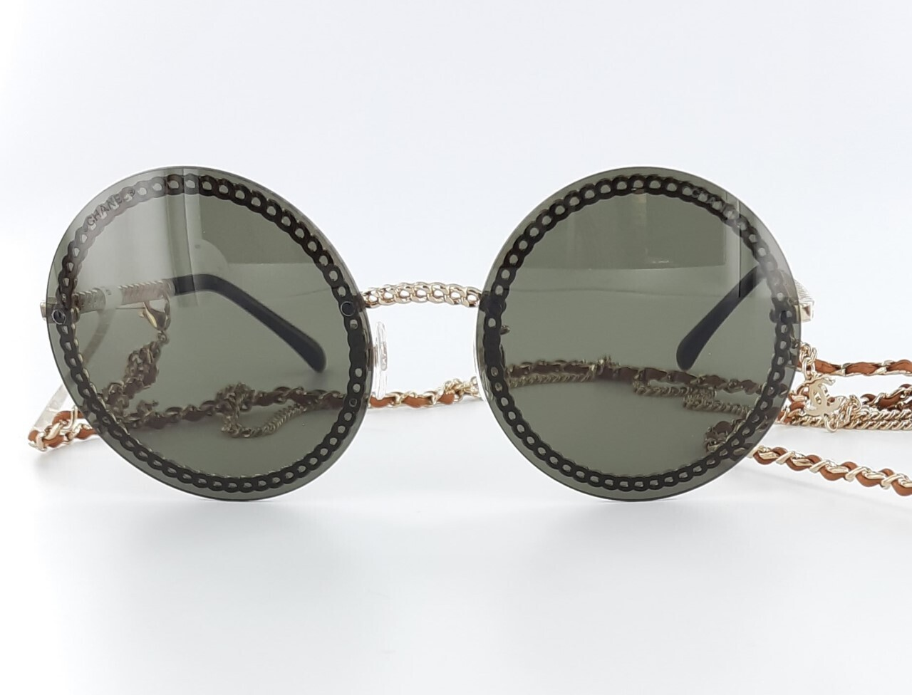 Chanel 4245  2Chaines 463/3 58 18