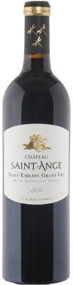 Château Saint Ange Saint-Émilion Grand Cru Bordeaux France 2015/6