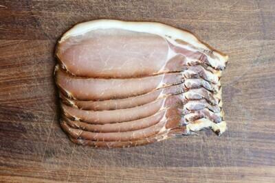 Woburn BLACK Back Bacon 200g