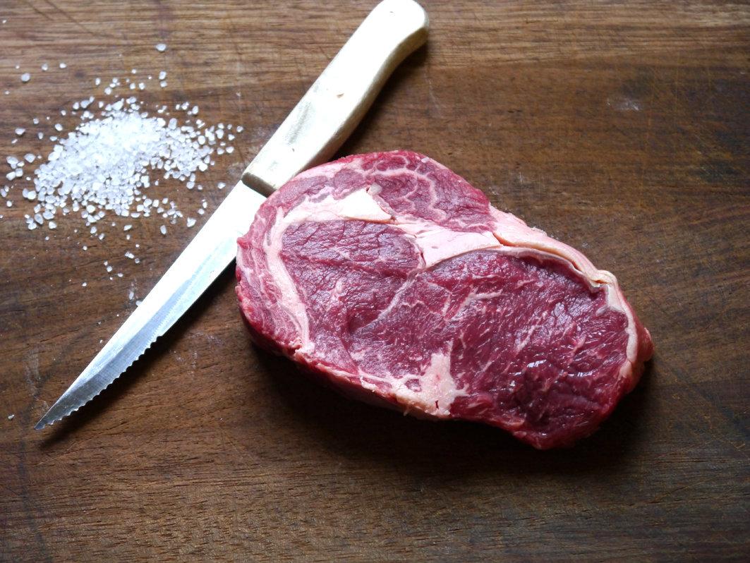 Ribeye Steak - 21 Day Matured 8oz