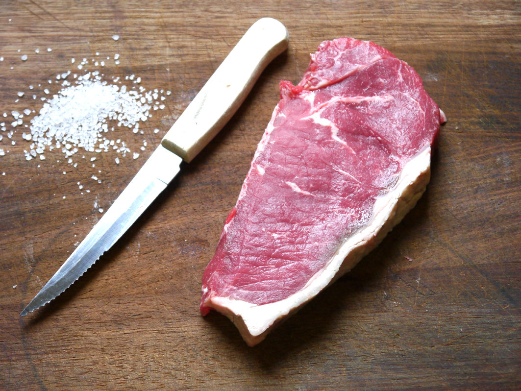 Sirloin Steak - 21 Day Matured 8oz
