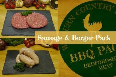 BBQ - Sausage & Burger Pack