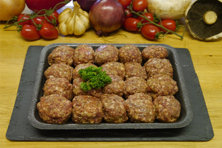Meatballs each