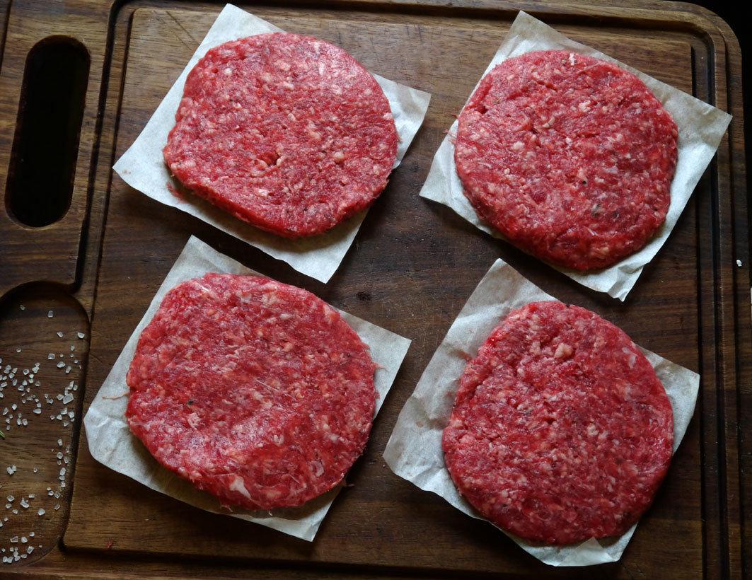 Prime Steak Burger (4 x 100g)