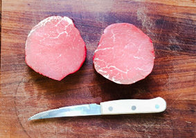 Beef Fillet Steaks 2 x 6oz