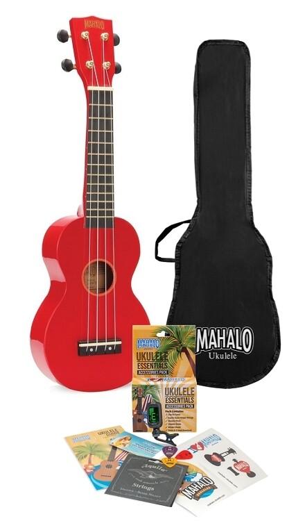 Mahalo Rainbow Learn 2 Play Essential Kit