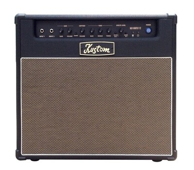 "Kustom KGA100 1 x 12"" 100 Watt Guitar Combo Amplifier"