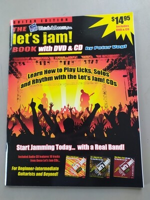 The Let's Jam Guitar Book
