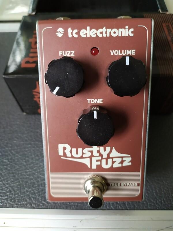 Rusty Fuzz by TC Electronics