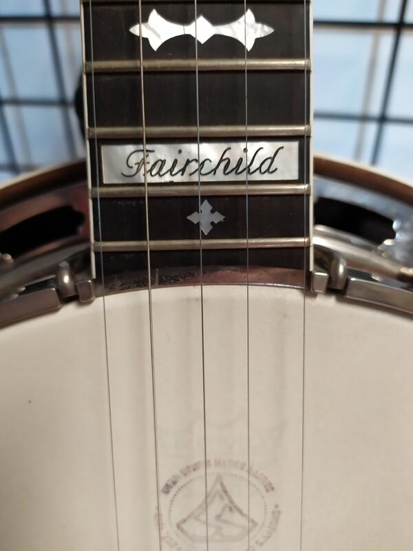 Cox 'Fairchild' Banjo