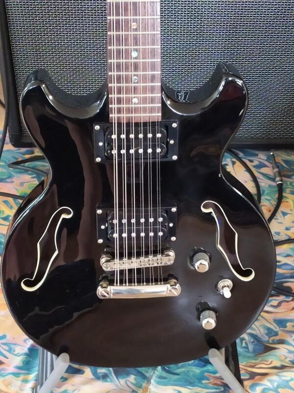 Dean Boca 12 String Electric