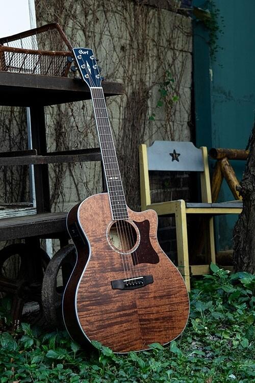 Cort GA5F-FMH Guitar