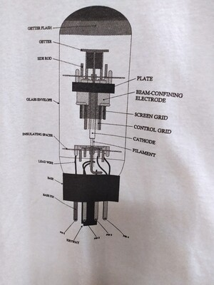 Power Tube T Shirt